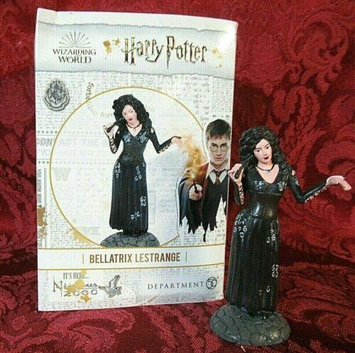 Department 56 Harry Potter Village Accessory Bellatrix Lestrange