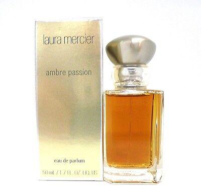 Laura Mercier  Ambre Passion Eau De Parfum  ~ 50 ml / 1.7 oz  Ambre Eau De Parfum