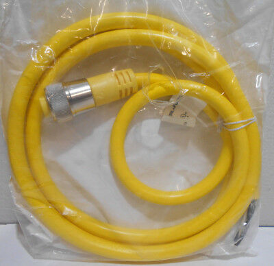 912580 Pepperlfuchs V93-g-ye2m-stoow Cord Set 600 Volt 13 Amp