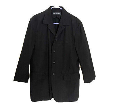 Vintage Men's Issey Miyake 4 Button Blazer-Jacket (L)
