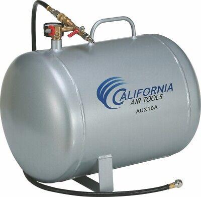 California Air Tools Aux10a 10 Gallon Aluminum Auxiliary Air Tank