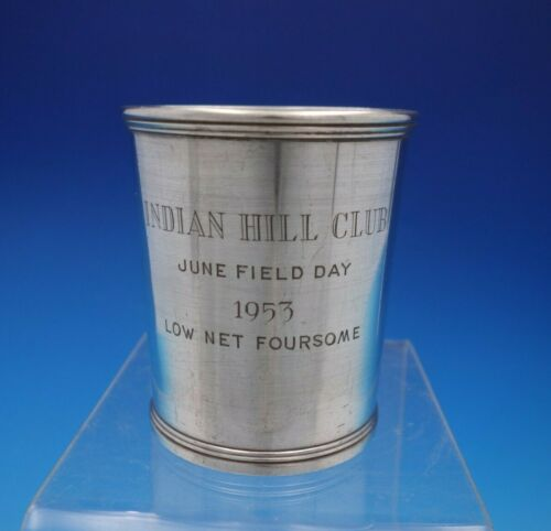 Spaulding and Co Sterling Silver Mint Julep Cup #351 Reproduction (#4563)