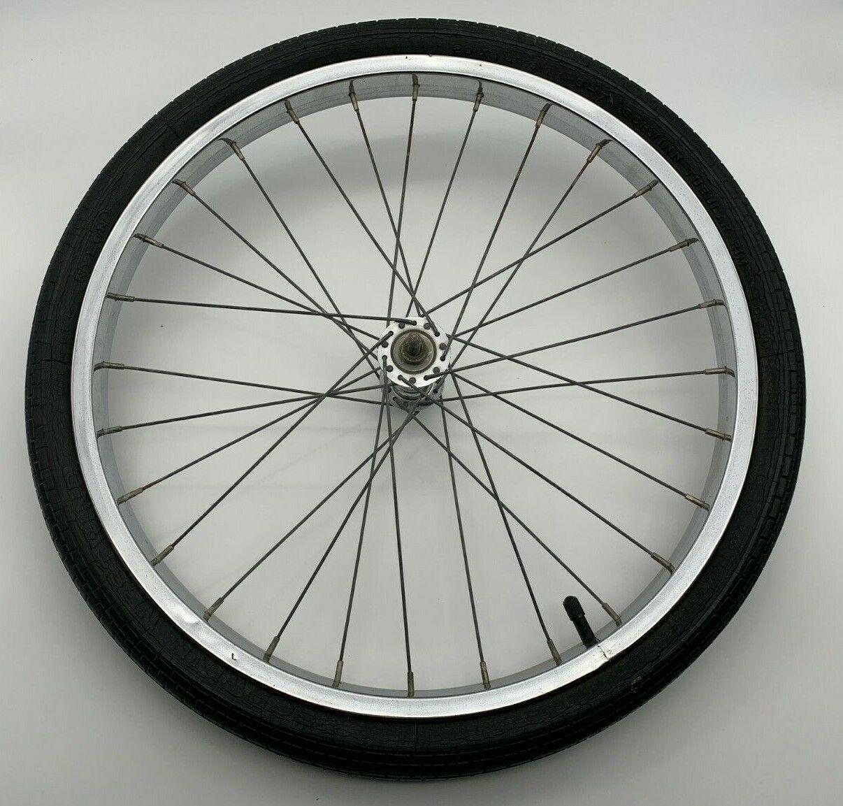 BICYCLE TIRES FOR SCHWINN STINGRAY 20 x 1 3//4 S-7 WHEEL RIMS