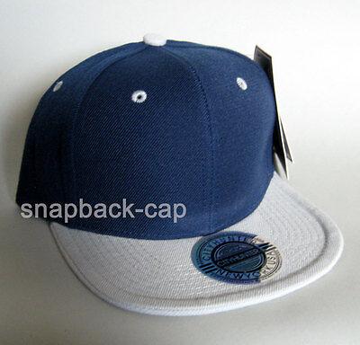 CITYHUNTER Cap USA C-91 New York NY Blank Navy Grey Hat Snapback cap city hunter