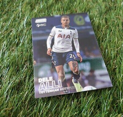 Topps Stadium Club PL Soccer 2016 - Dele Alli RC Rookie Card...