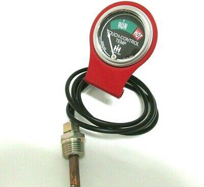Touch Control Gauge For Farmall Ih 100 130 140 200 Super A Av Sc 355841r91