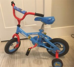 Toddler/Child Thomas the Train Bike w/ Training Wheels
