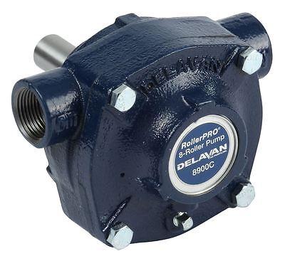 8 Roller Pump - Delavan Rollerpro 8900c 150 Psi 24.0 Gpm Ci Ccw
