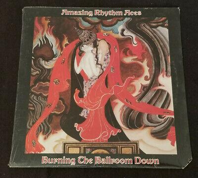 Amazing Rhythm Aces: Burning The Ballroom Down - ABC Records LP Vinyl 1978 (Amazing Rhythm Aces Burning The Ballroom Down)
