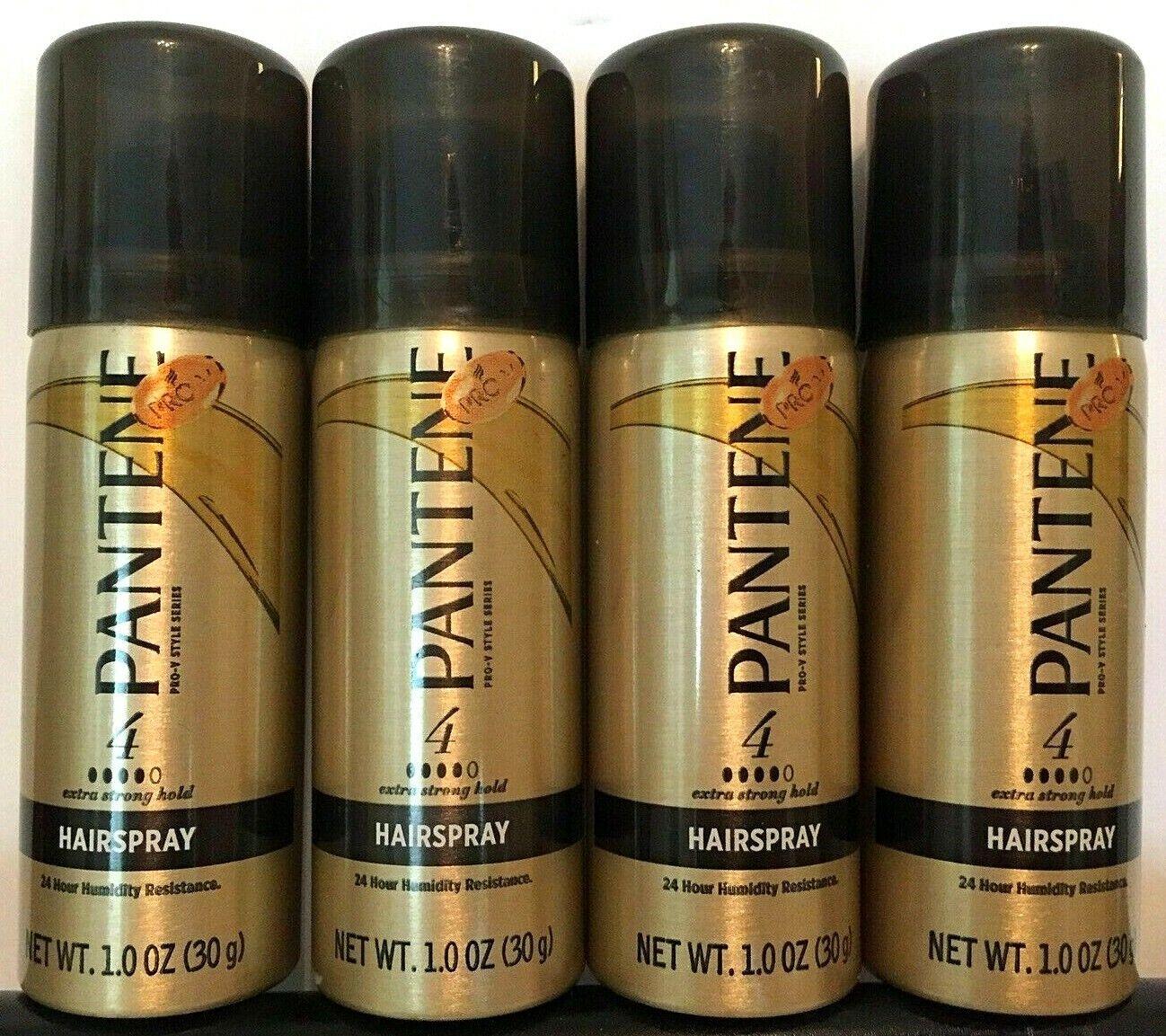 Pantene Pro-V Extra Strong Hold Hair Spray 1 oz