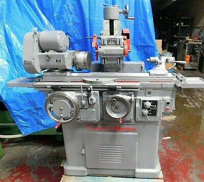 Brown Sharpe 13 Universal Cylindrical Grinder 8x14 Tool Grinder In One