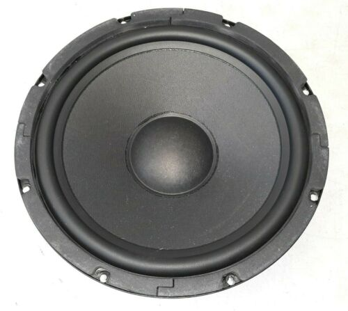 10 Inch 20032SA 6 ohm Woofer From BIC D-1010R Subwoofer - WORKS