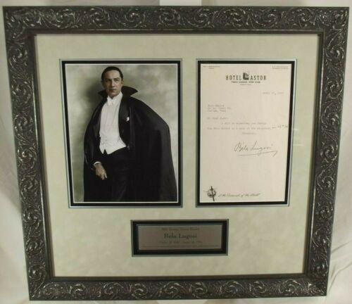 Bela Lugosi Dracula Actor Horror Films 1930