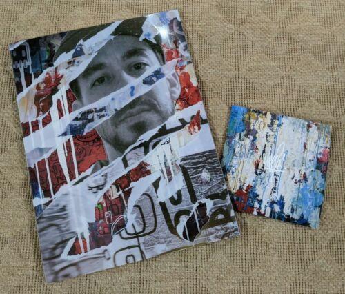 MIKE SHINODA POST TRAUMATIC LIMITED EDITION CD ALBUM + ART BOOK MINT LINKIN PARK