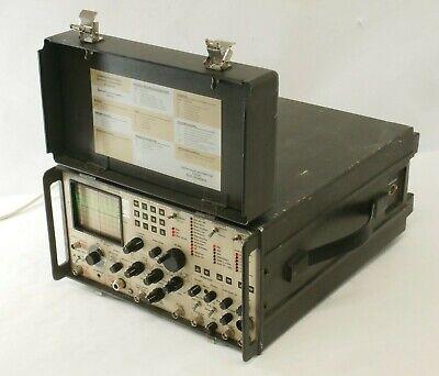 Motorola Communications System Analyzer Service Monitor R2001d