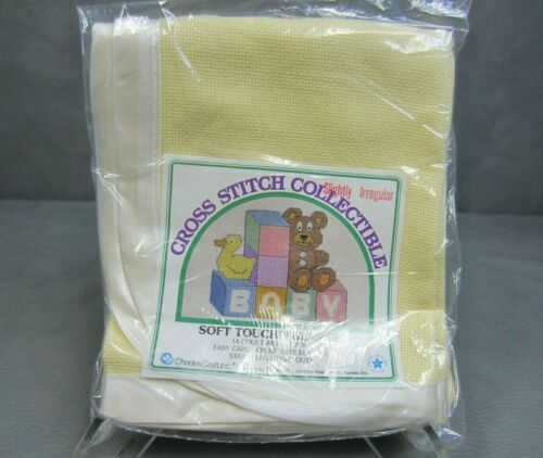 """Cross Stitch Collectible """"Soft Touch Blankie"""""""