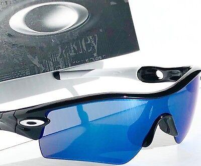 NEW* Oakley RADAR Path Black w Blue ICE Iridium Sunglass (Oakley Radar Path Black Iridium Polarized)