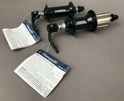 Campagnolo Record 32 Hole Rim Brake Road Bike Bike Hubs Quick Release 100/130mm