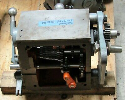 Leblond Regal Lathe 13 Parts Feed Assembly