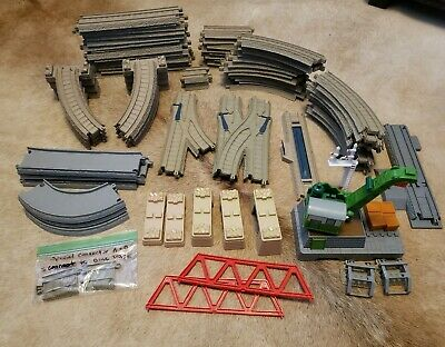 2007 Thomas & Friends Trackmaster Railway System Pack of Track + Bonus Pieces