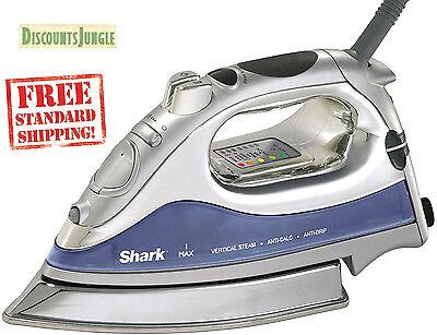 Shark Rapido Electronic Iron GI468 auto-off 1500-watt stainless-steel soleplate