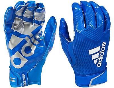 Adidas Adizero 8.0 Adult Football Receiver Gloves, New