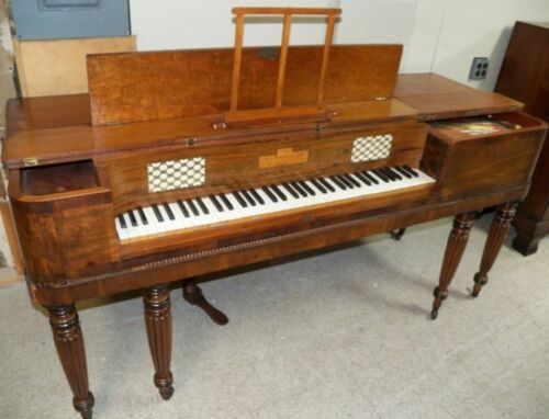 Circa 1827 John Broadwood & Sons Piano London, restored 1981
