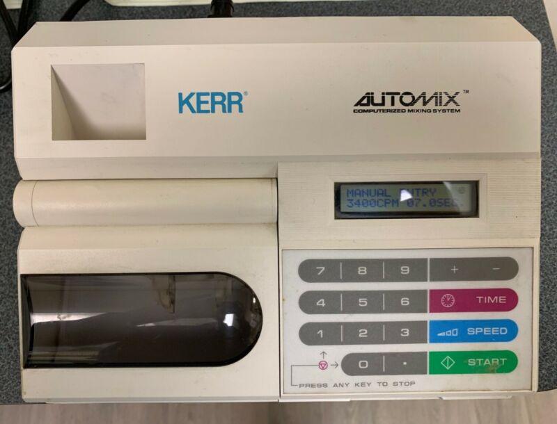 Kerr Automix 23425 Amalgamator (Triturator) for Amalgam Dental, Lab, Dentistry