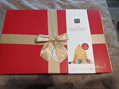 Rituals The Ritual of Advent Calendar Holiday Countdown Beauty NEW in Box