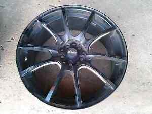 Alloy Wheels 18 inch Advanti 5x100 5x114.3 SubaruFordToyotaNissan Macgregor Brisbane South West Preview