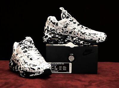 Cav Empt Nike Air Max 95 AV0765 100 AV0765 400 Release Date
