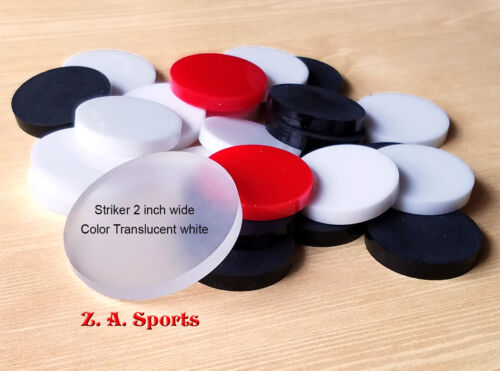 CARROM BOARD COINS (IDEAL FOR SMALLER BOARDS) WITH STRIKER SET OF 20 DISKS