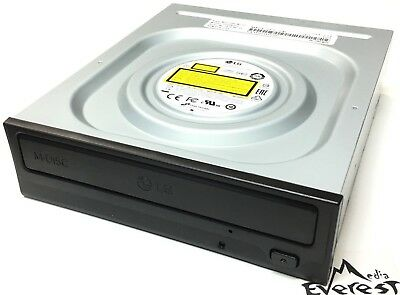 LG Internal SATA 24X DVD CD +/-R & RW DL DISC BURNER RE-Writer DRIVE OEM/BULK