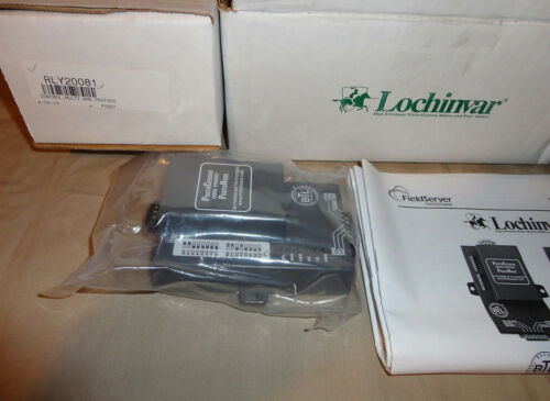 LOCHINVAR KIT30094 RLY20081 PROTOCESSOR FPC-N34-103-126-0614 Control Module NEW