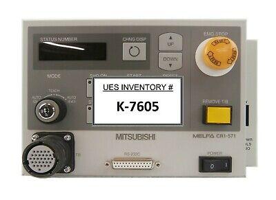 Mitsubishi Cr1-571-sa12 Industrial Robot Controller Melfa Rv-14uhc-sa12 Working