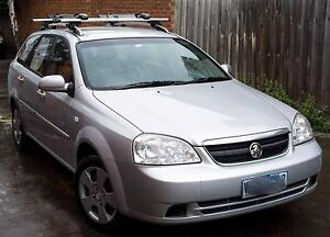 2007 Holden Viva Wagon wuth RW certificate and 10 months rego Brunswick Moreland Area Preview