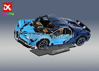 DK- Display Stand for Lego Bugatti Chiron 42083 (Australia Top Rated Seller)