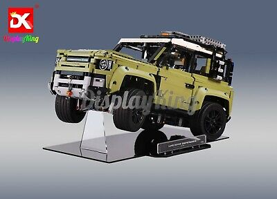 DK- Display Stand for LEGO Technic Land Rover Defender 42110 (Aus Top Rated)