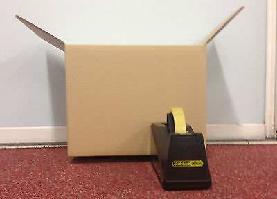 10 - 12 x 9 x 9 / 305 x 229 x 229mm  STRONG DOUBLE WALL CARDBOARD BOXES FREE 24h