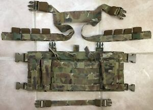 Semapo DG3 Chest Rig (H Harness) GENUINE MULTICAM *Airsoft