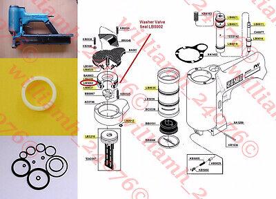Senco Stapler Pw O-ring Kit Seal Lb5002