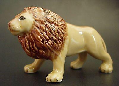 Ceramic LION King of the Jungle Ceramic Animal Ceramic Curio Display Ornament