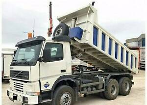 13 ton tipper truck hire whith driver and excavation hir West Wallsend Lake Macquarie Area Preview