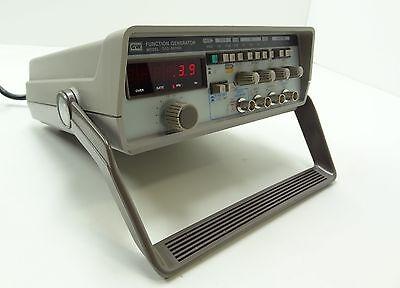 Gw Instek Goodwill Instruments Gfg-8016g Function Generator Laboratory