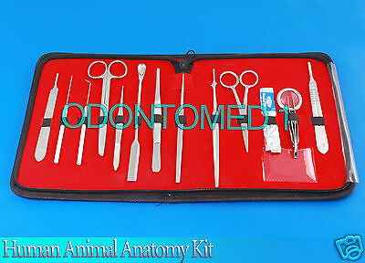 Human Animal Anatomy Dissecting Kits Student Biology