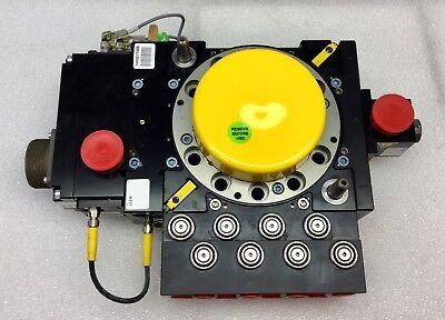 Ati Industrial Automation Model Qc-210 Robotic Tool Changer Qc210amx New No Box