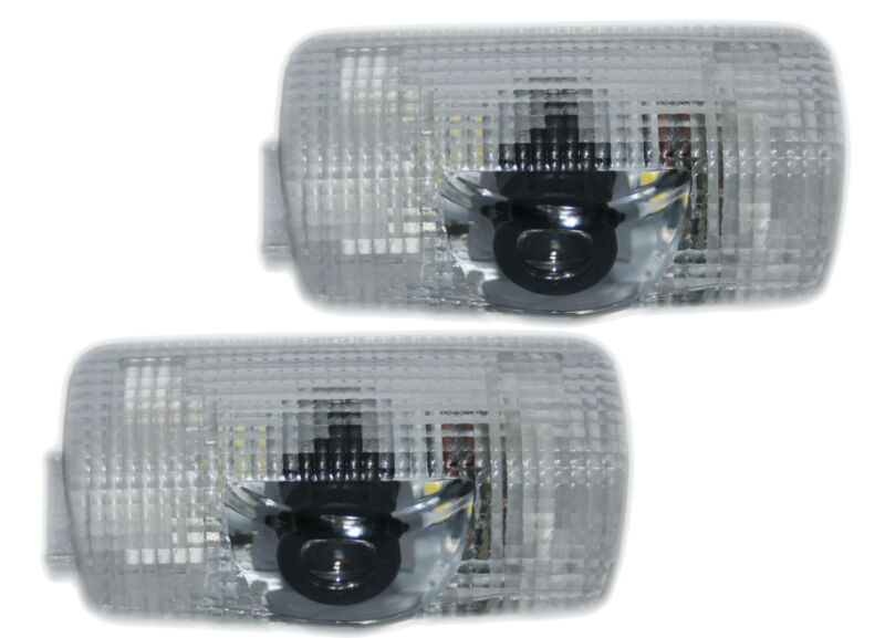 2x Module Projector Laser Logo Lighting Lexus LS ES IS LZ RX GS GX CAN-BUS