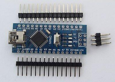 Nano V3.0 Atmega328p Ch340g Mini Usb 5v 16m Arduino Compatible Usa Ship