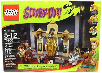 New Factory Sealed LEGO 75900 Scooby-Doo Mummy Museum Mystery AUTHENTIC Lego