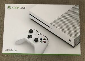 Xbox One S 500GB - Mint Condition